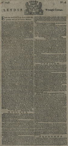 Leydse Courant 1748-02-09