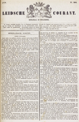 Leydse Courant 1879-12-30