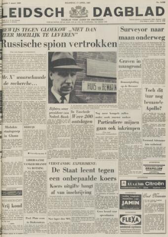 Leidsch Dagblad 1967-04-17