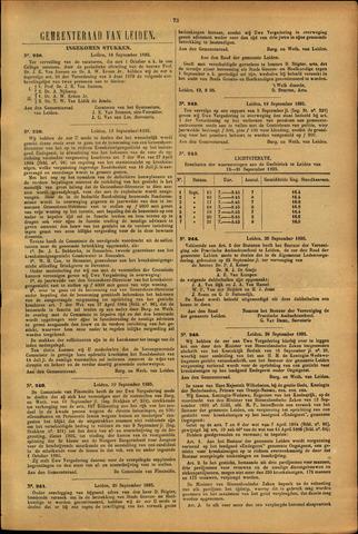 Handelingen van de Raad 1895-09-19