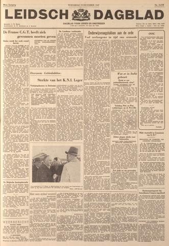 Leidsch Dagblad 1947-12-10