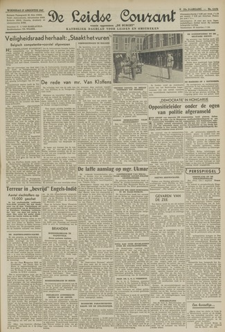 Leidse Courant 1947-08-27