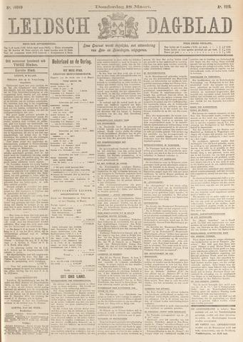 Leidsch Dagblad 1915-03-18