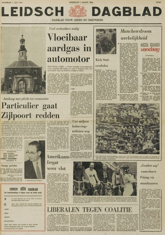 Leidsch Dagblad 1974-07-01