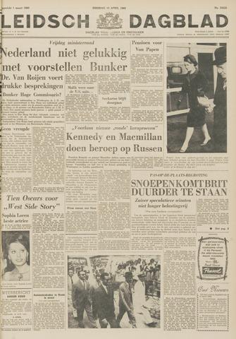 Leidsch Dagblad 1962-04-10