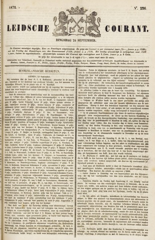 Leydse Courant 1872-09-24