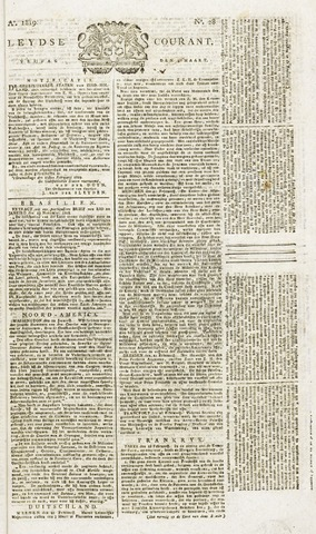Leydse Courant 1819-03-05