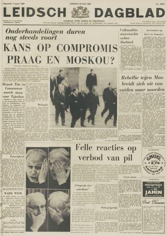 Leidsch Dagblad 1968-07-30