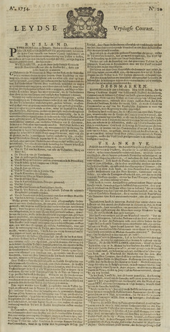 Leydse Courant 1754-02-15