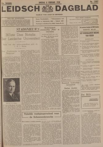 Leidsch Dagblad 1938-02-08