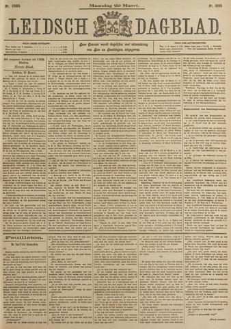 Leidsch Dagblad 1899-03-20