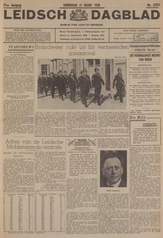 Leidsch Dagblad 1938-03-31