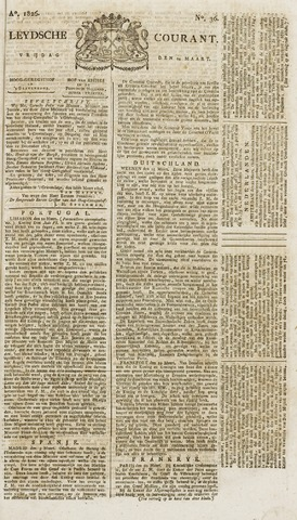 Leydse Courant 1826-03-24