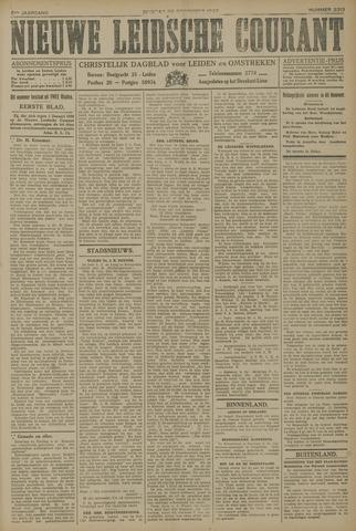 Nieuwe Leidsche Courant 1927-12-20