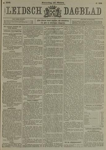 Leidsch Dagblad 1909-03-13