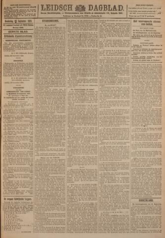 Leidsch Dagblad 1923-09-20