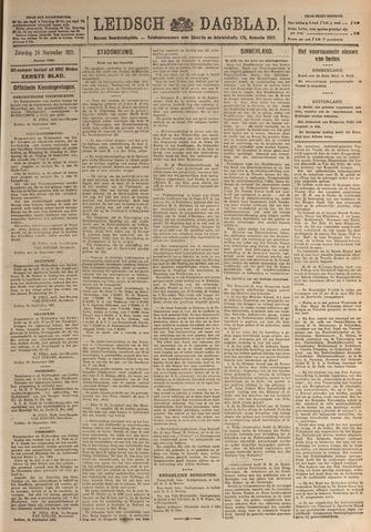 Leidsch Dagblad 1921-09-24