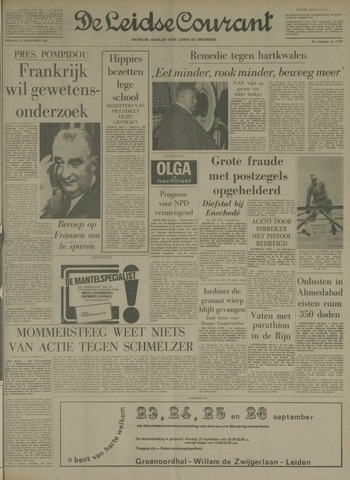 Leidse Courant 1969-09-23