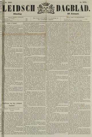 Leidsch Dagblad 1870-01-18