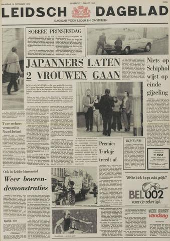 Leidsch Dagblad 1974-09-16