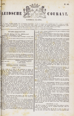 Leydse Courant 1879-04-12