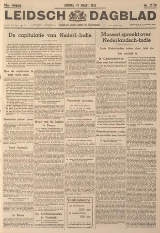 Leidsch Dagblad 1942-03-10