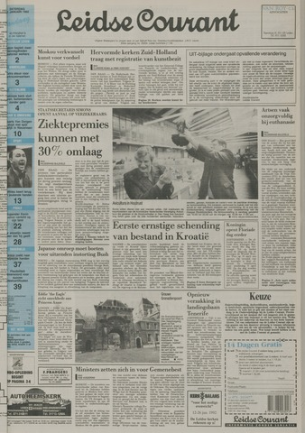 Leidse Courant 1992-01-11