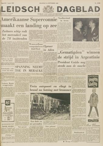 Leidsch Dagblad 1962-09-24
