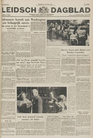 Leidsch Dagblad 1955-06-20