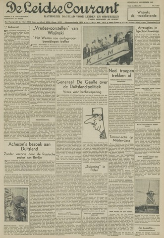 Leidse Courant 1949-11-15
