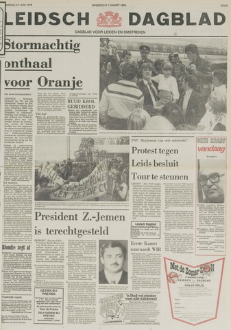 Leidsch Dagblad 1978-06-27