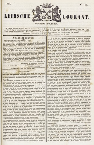 Leydse Courant 1869-10-12