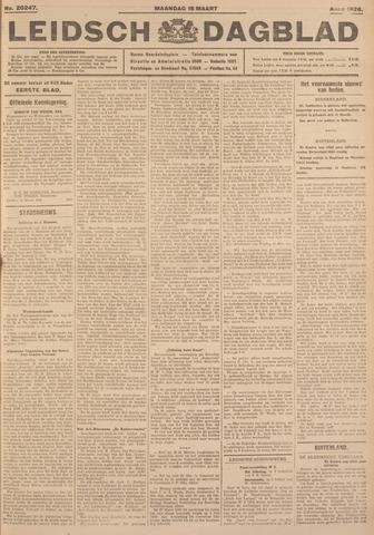 Leidsch Dagblad 1926-03-15