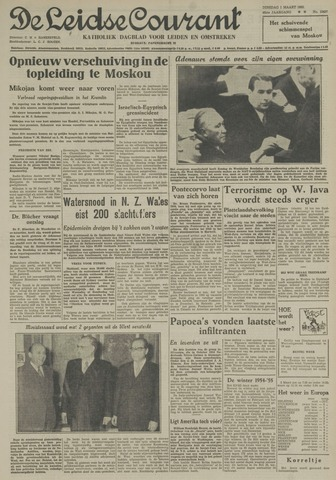 Leidse Courant 1955-03-01