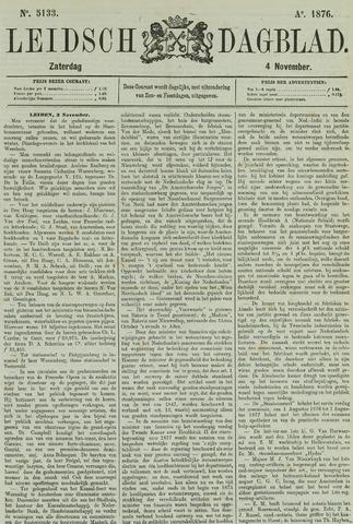 Leidsch Dagblad 1876-11-04