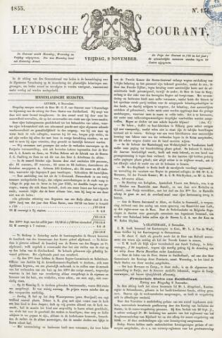 Leydse Courant 1855-11-09