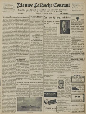 Nieuwe Leidsche Courant 1939-01-06