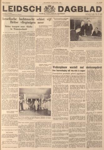 Leidsch Dagblad 1949-01-10