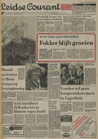 Leidse Courant 1981-05-01