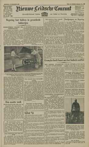 Nieuwe Leidsche Courant 1947-08-19