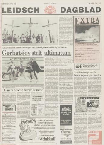 Leidsch Dagblad 1990-04-14