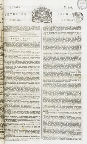 Leydse Courant 1843-10-25