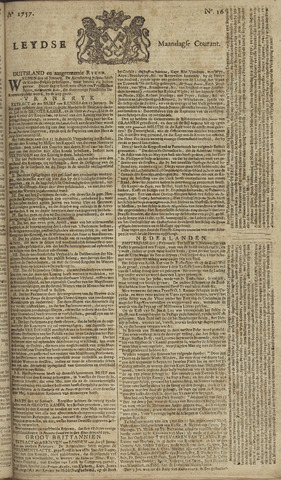 Leydse Courant 1757-02-07