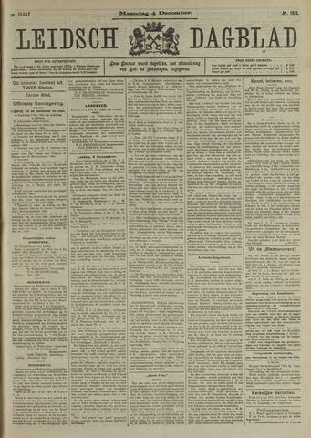 Leidsch Dagblad 1911-12-04