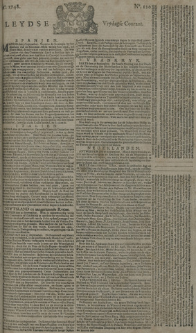 Leydse Courant 1748-10-04