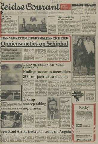 Leidse Courant 1985-04-16