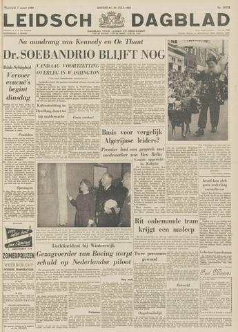 Leidsch Dagblad 1962-07-28
