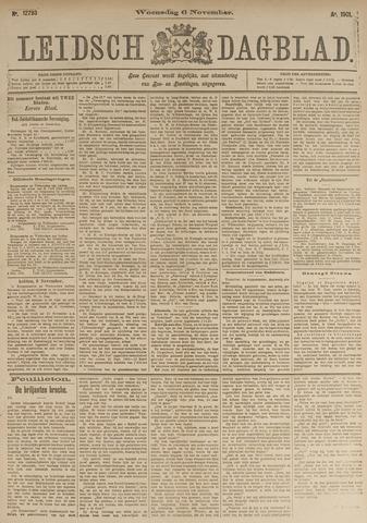 Leidsch Dagblad 1901-11-06