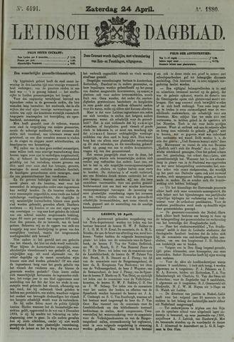 Leidsch Dagblad 1880-04-24