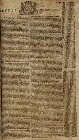 Leydse Courant 1753-03-12